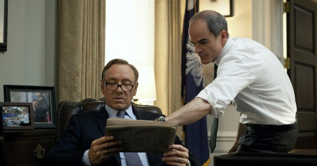 'House of Cards' dealt Netflix a winning hand