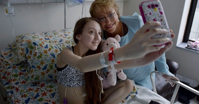 Chile's president meets with ailing teen who asked to die
