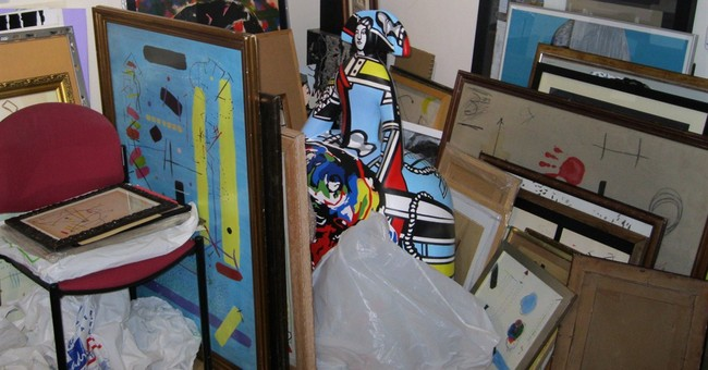 Spanish police arrest 9 on suspicion of selling fake art