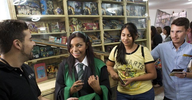 World's biggest private Harry Potter collection on display