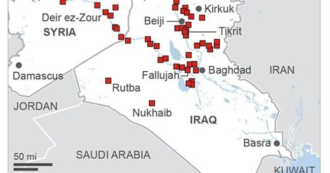 Iraqi premier gives ultimatum ahead of hinted Tikrit attack