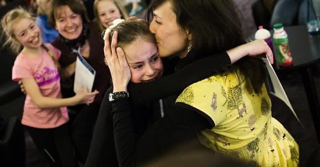 AP PHOTOS: Germany Young Ensemble