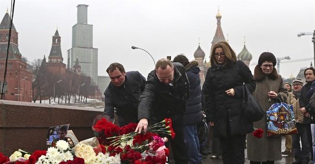 Western leaders condemn Nemtsov killing, press Kremlin
