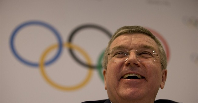 Rio Ruckus: IOC, Olympics targeted by environmental protest