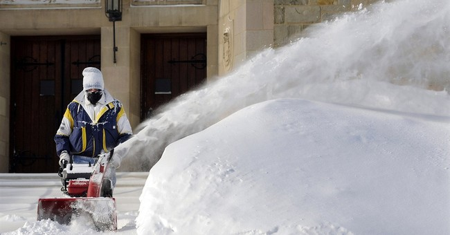 Churches, synagogues, mosques bear tough New England winter