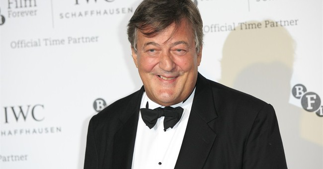 Actor-comedian Stephen Fry to wed partner Elliott Spencer