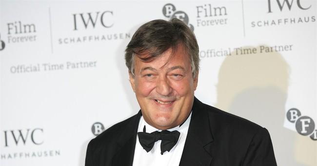 Actor-comedian Stephen Fry to wed partner Elliott Spencer