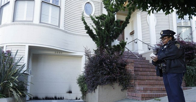 2 minor fires set at home where 'Mrs. Doubtfire' was filmed