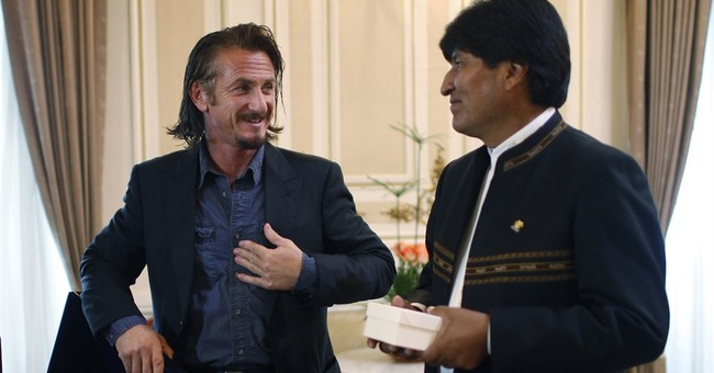 A devoted Sean Penn helps US man recover from Bolivia ordeal
