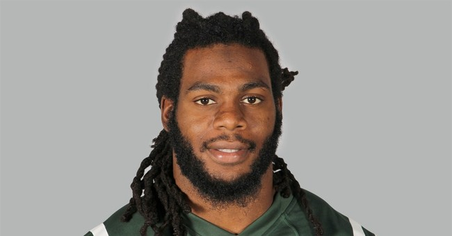Jets LB Cunningham charged with sharing explicit photos