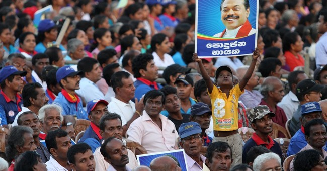 Monitors fear military presence may deter Sri Lankan voters