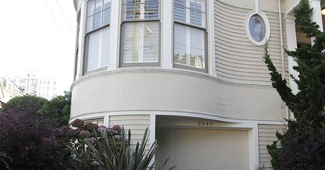 Police detain suspect in arson at 'Mrs. Doubtfire' home