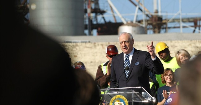 California breaks ground on bullet train as climate solution