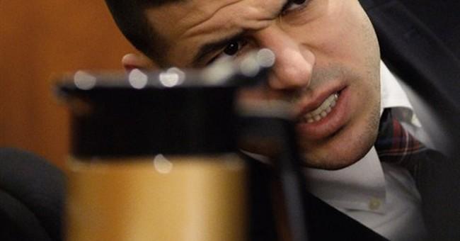 Judge will let jurors see Aaron Hernandez's trophy case