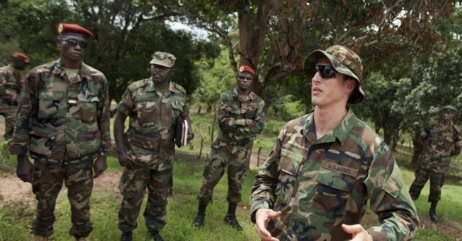 US forces holding man claiming to be top-level Kony defector