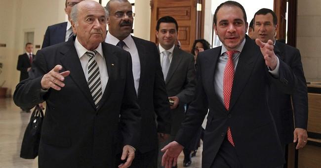 FIFA VP Prince Ali launches presidential bid against Blatter