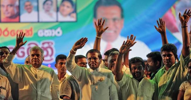 Monitors fear military presence may deter Sri Lankan voters