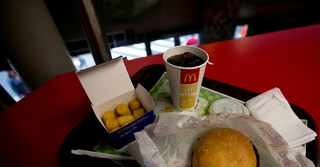 McDonald's runs out of French fries in Venezuela