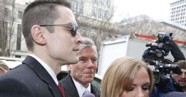 Ex-Virginia Gov. Bob McDonnell gets 2 years for corruption