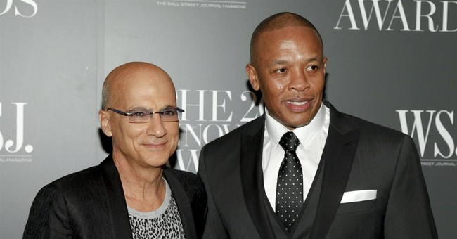 Lawsuit alleges Dr. Dre, Jimmy Iovine swindled Beats partner