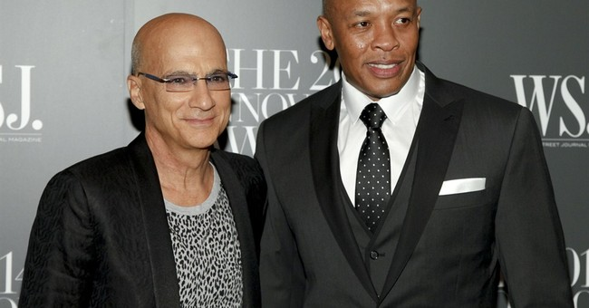 Lawsuit alleges Dr. Dre, Jimmy Iovine swindled Beats partner