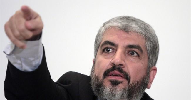 Israel says Qatar expels Hamas leader; militant group denies