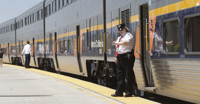 California to begin work on nation's first bullet train