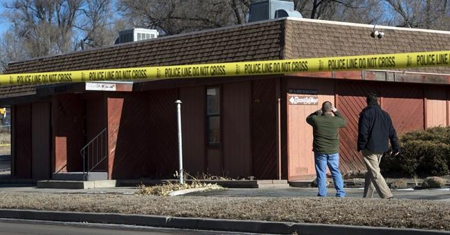 FBI seeks man after explosion near Colorado Springs NAACP