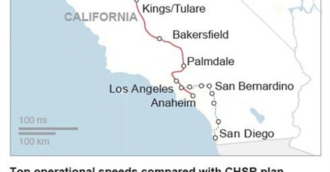 From $68B to 200 mph, a look at California's high-speed rail