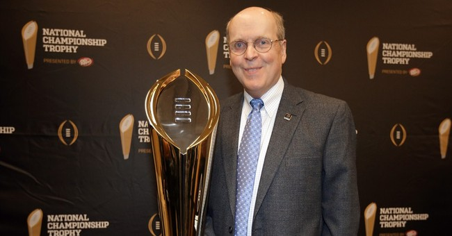 College Football Playoff wants to be ubiquitous sports brand