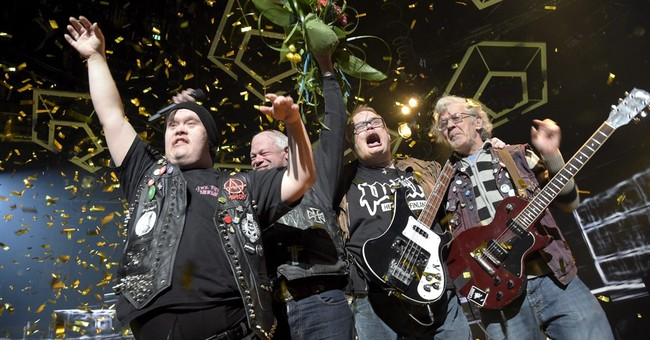 Disabled punk rockers to compete in Eurovision Song Contest
