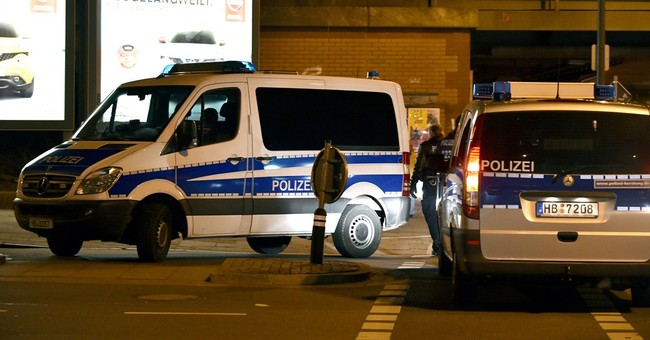 2 detained in German anti-terror raid have been set free