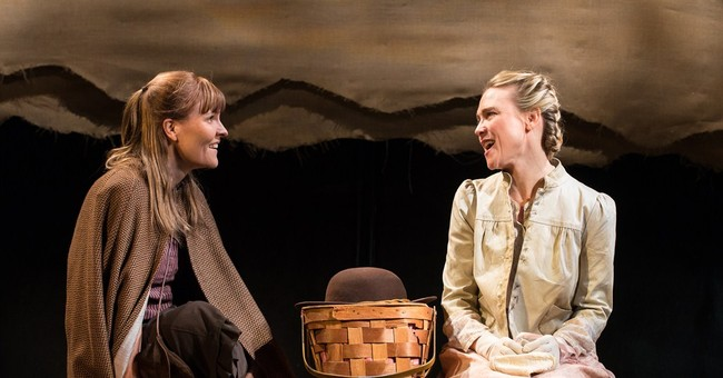 Theater Review: 'Abundance' is a tragicomic look at Old West