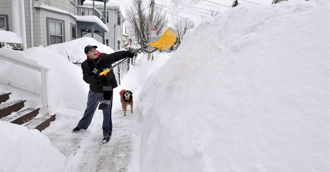 MBTA considering options to compensate riders for snow woes