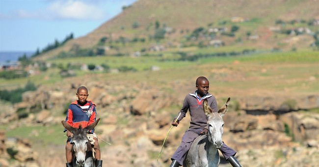 Party of Lesotho's prime minister ahead in election results