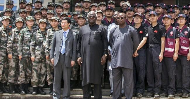 Sierra Leone's vice president in quarantine for Ebola