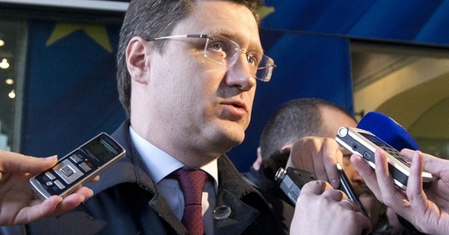 Russia, Ukraine reach gas deal to avoid cuts this month
