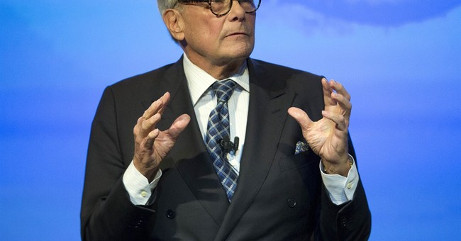 Brokaw memoir about his battle with cancer coming in May