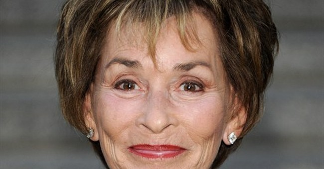 Television's 'Judge Judy' staying in session