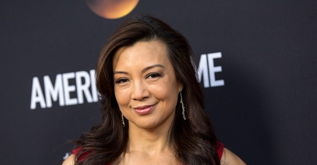 Ming-Na Wen: 'S.H.I.E.L.D.' role makes me a cool mom