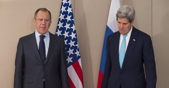 Kerry, Russian FM meet in Geneva as Ukraine tensions simmer