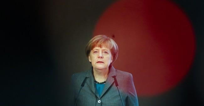 Germany's Merkel: want good future in eurozone for Greece