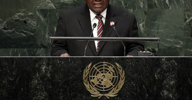 Namibian president wins African leadership prize
