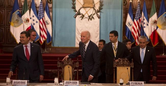 Joe Biden in Guatemala to talk Central America funding