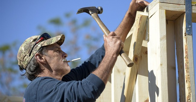 Construction picks back up, but it's a different gig now