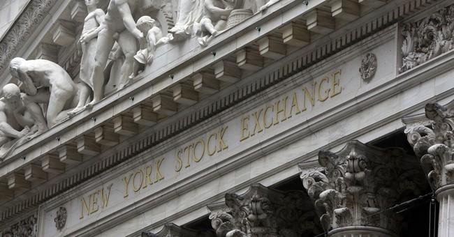 US stocks head higher; Nasdaq touches 5,000 points
