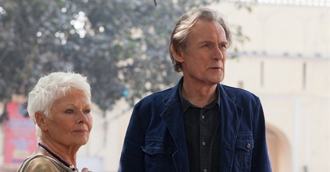 Review: 'Second Best' Marigold Hotel lives up to its title