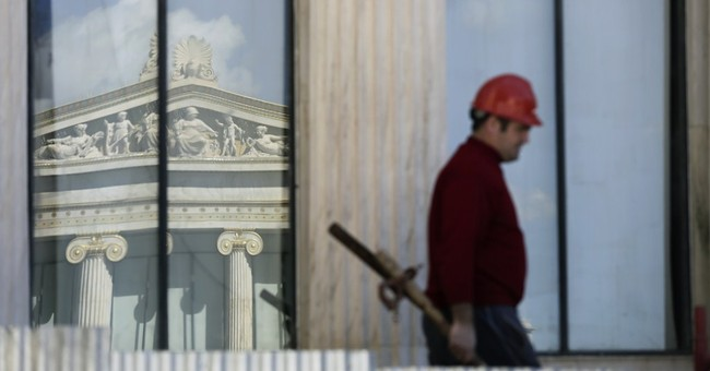Greece poised for recession as uncertainty takes its toll