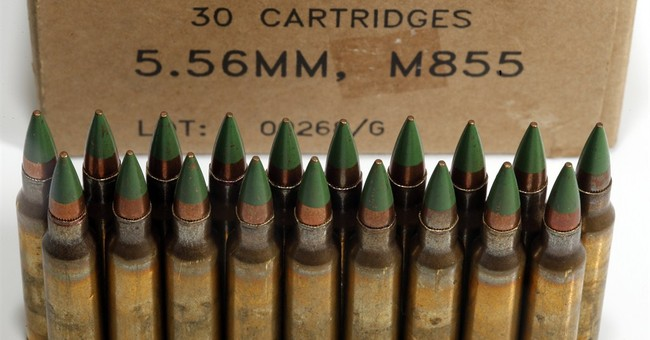 US considers banning type of popular rifle ammunition