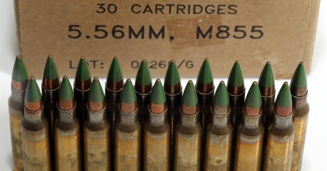 US considers banning type of popular rifle ammunition